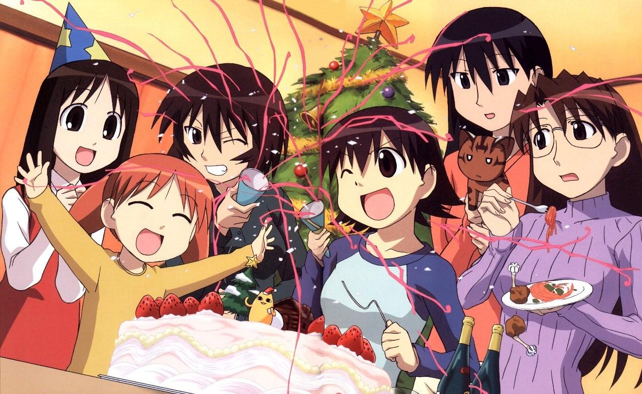 1 Ano de Shinonome!